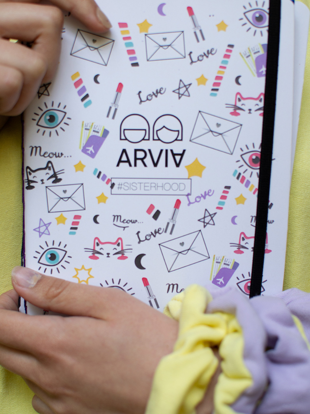 Agenda Sisterhood by ARVIA
